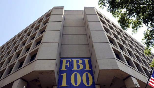 La sede central del FBI en Washington
