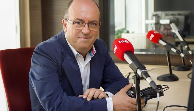El periodista Manolo H.H.