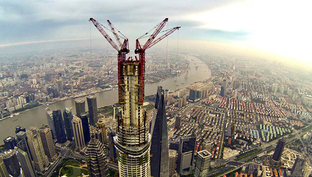 La segunda torre más alta del mundo
