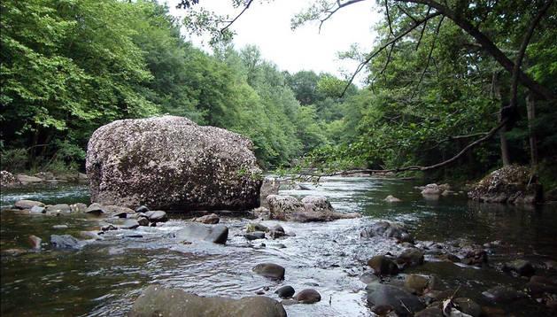 Zona Especial de Conservación (ZEC) del río Bidasoa