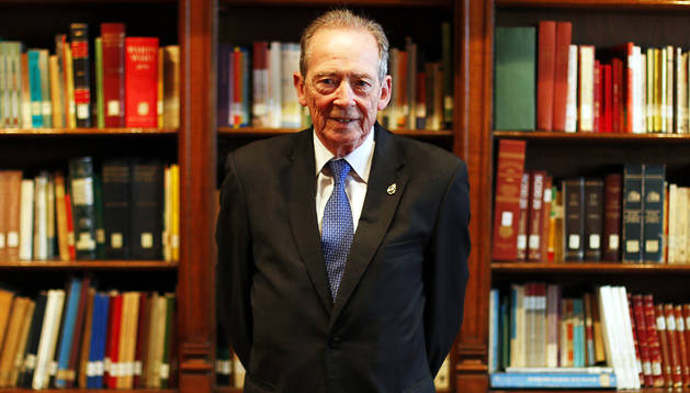 José Manuel Blecua, director de la RAE