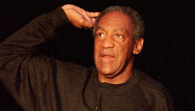 El cómico Bill Cosby.