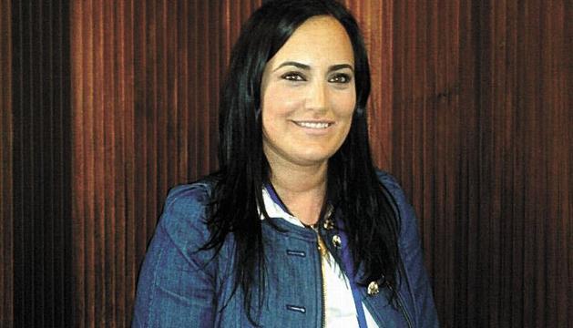Cristina Sanz Barrios, del PP.