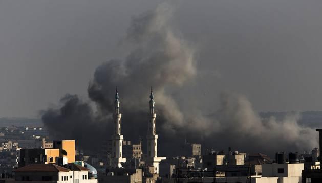Regresan los bombardeos