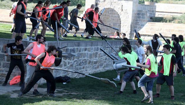 Las jornadas volverán a ofrecer, al igual que el año pasado, la actividad Asalto al castillo que se celebrará este viernes a las 16.30 horas.
