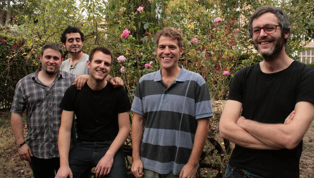 El quinteto Alberto Arteta Group