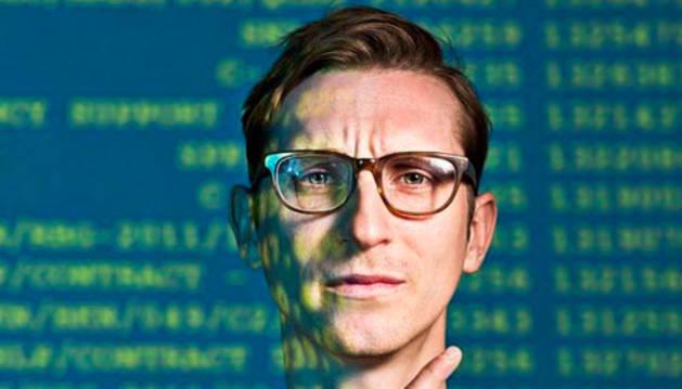 El científico Jake Porway