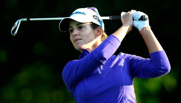 Beatriz Recari, en el Meijer LPGA Classic