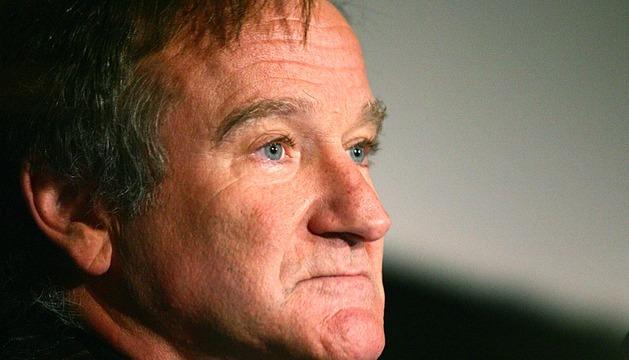 Imágenes de la vida del actor Robin Williams, que ha sido hallado muerto en su domicilio.