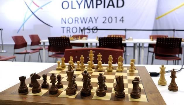 Olimpiada de Ajedrez 2014 en Noruega