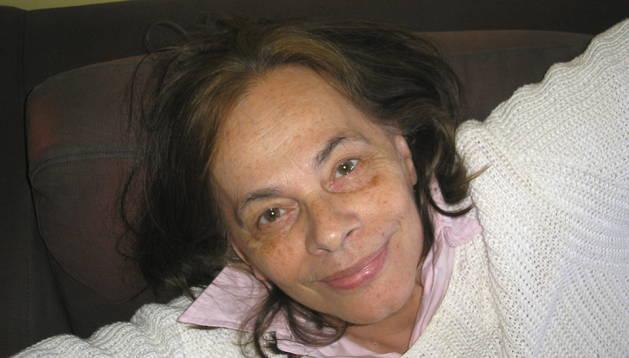 la escritora Peri Rossi