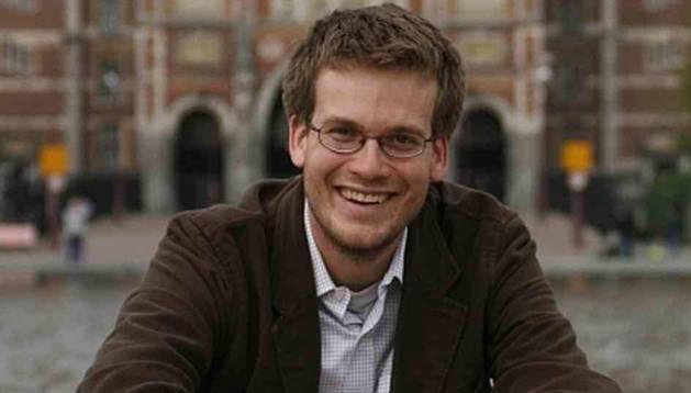 El escritor John Green.