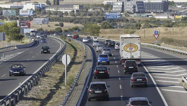Imagen de las carreteras