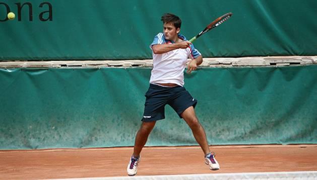 Primera jornada del Campeonato Navarro de Tenis