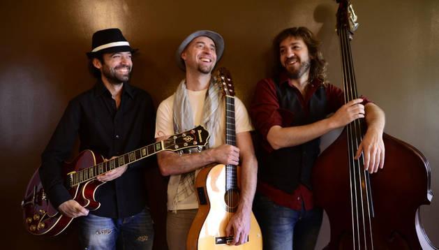Músicos de Jazzmenco Project.