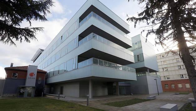 Nuevo edificio de urgencias del Complejo Hospitalario