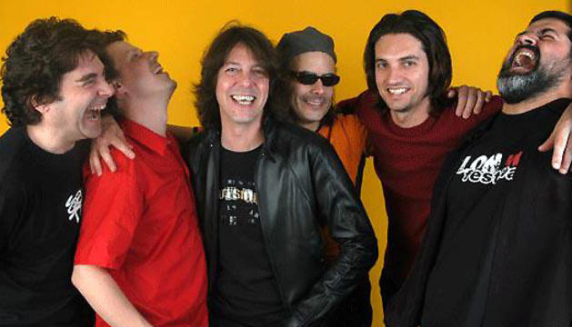 El grupo Smoking Stones