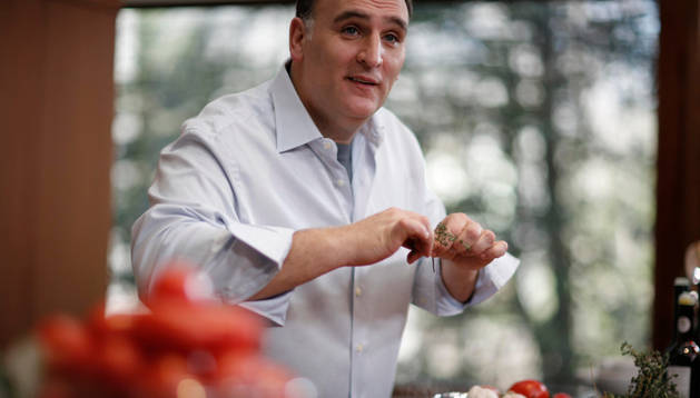 José Andrés, uno de los cocineros españoles con más proyección internacional.