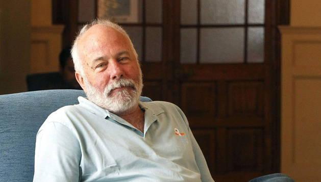 El periodista Ramón Lobo.