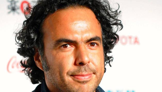 Alejandro Gómez Iñarritu.