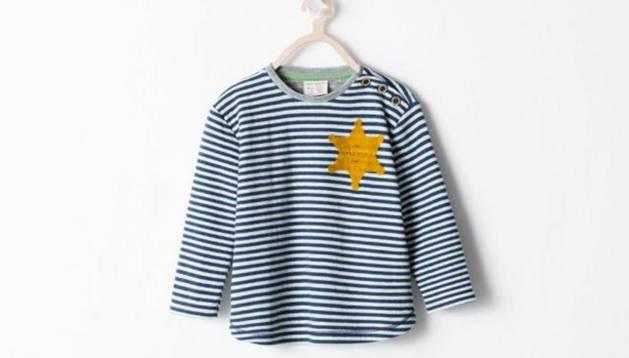 La camiseta retirada