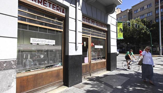 La ferretería Guibert cerrará por jubilación