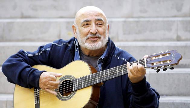 Imagen del 3 de noviembre de 2009 del cantante catalán Peret