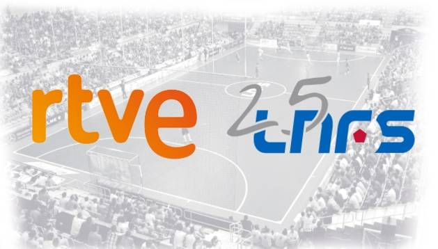 Acuerdo entre RTVE y la LNFS
