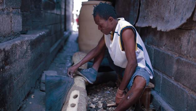 Imagen del documental 'I'm Haiti'.