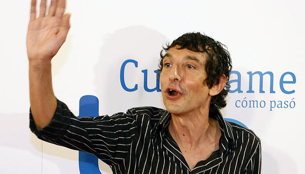 Fotografía de archivo del 3 de septiembre de 2008 del actor Roberto Cairo