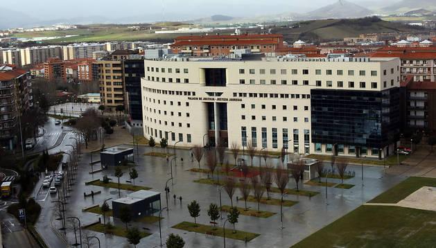 Sede del Tribunal Superior de Justicia de Navarra en Pamplona