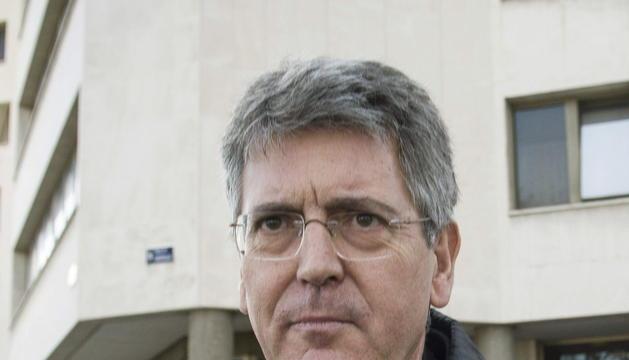 Fotografía de archivo del jefe de la Policía Municipal de Madrid, Emilio Monteagudo