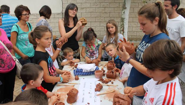 Como actividades paralelas, se realizaron talleres infantiles.