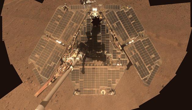 El Rover Opportunity