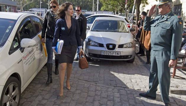 La jueza Alaya, en cargo del caso de las facturas falsas de UGT Andalucía.