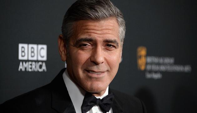 George Clooney, en una imagen de noviembre de 2013