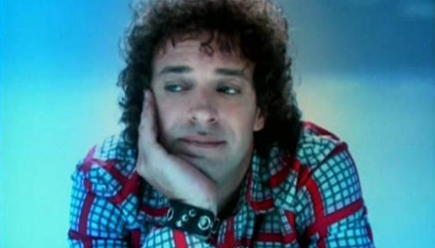 El músico Gustavo Cerati