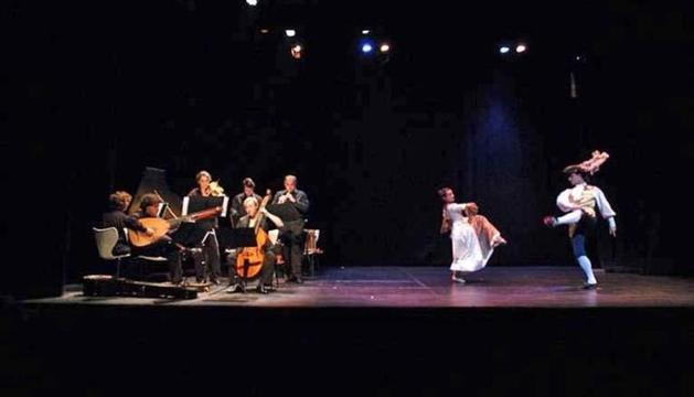 Clausura de la Semana de Música Antigua de Estella de 2013