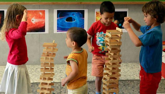 El juego, fundamental para desarrollar las capacidades del niño.