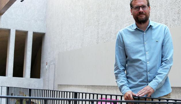 Pablo Berástegui, en Condestable en 2013