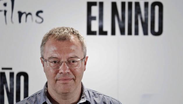 Daniel Monzón, director de 'El Niño'.