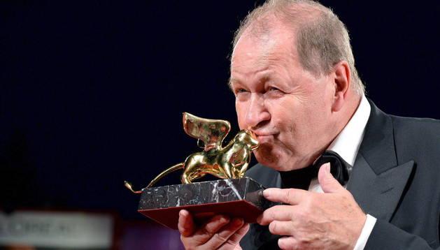 El director Roy Andersson.