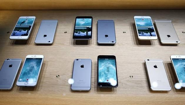 Apple lanza su reloj inteligente y el iPhone 6