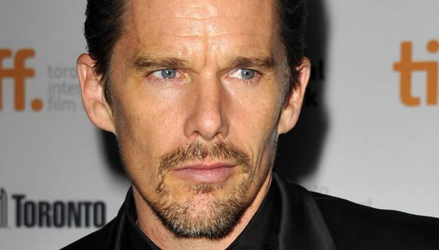 El actor Ethan Hawke.
