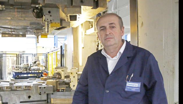 José Antonio Olangua, presidente de ANEM