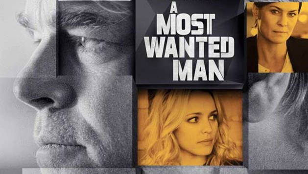 Cartel de 'El hombre más buscado'