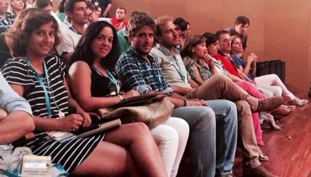 Asitentes al congreso 'Un paso por delante', celebrado en Valencia.