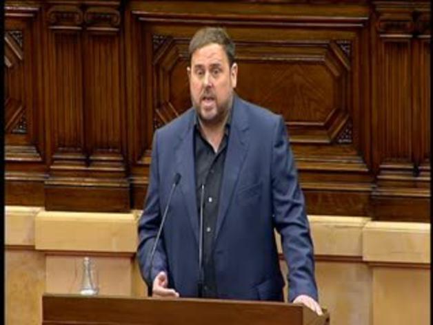 ERC se ofrece para entrar en el Gobierno catalán