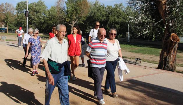 Un 'paseo saludable'