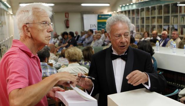 Pedro Lozano Bartolozzi presenta su último libro